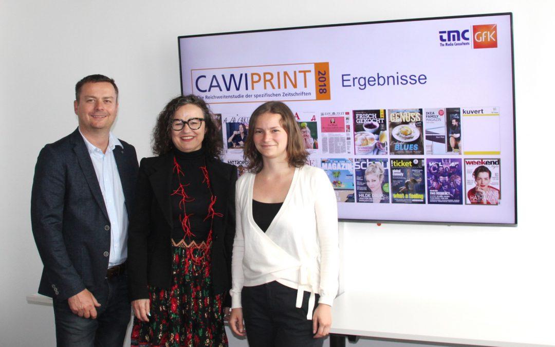 CAWI-Print 2018 Pressekonferenz
